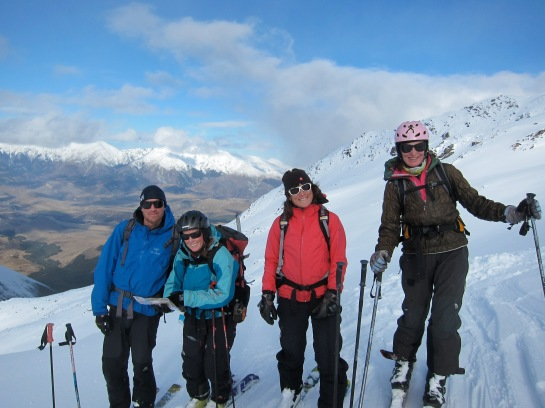 NZMGA Ski Guide Training August 2012