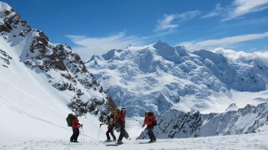 NZMGA Ski Guide exam