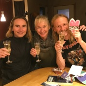 More fun with your mum on her 50th